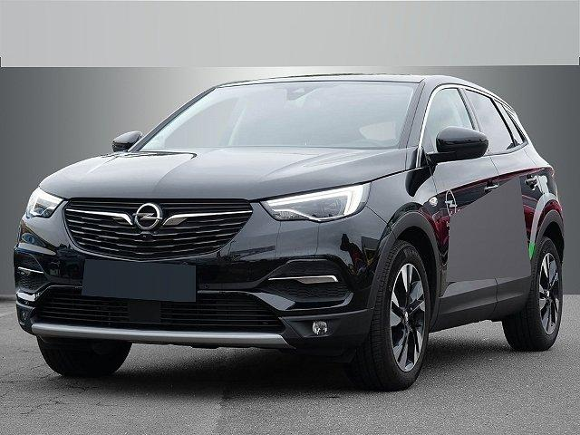 Opel Grandland X - Ultimate 1.6 Turbo EU6d-T LED Navi Keyless Dyn. Kurvenlicht ACC Parklenkass.