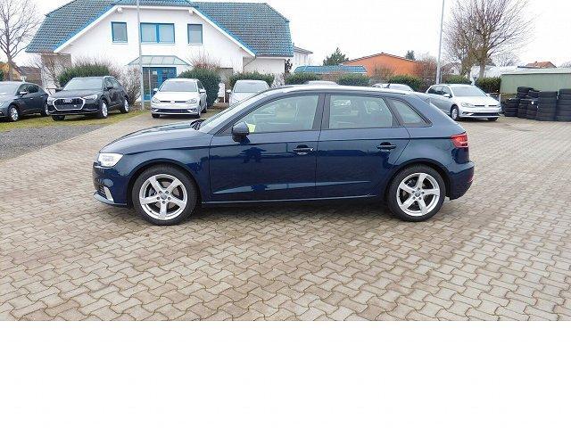 Audi A3 - 1.0 Sportback TFSI BMT Navi Klima Xeon