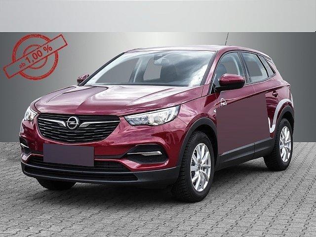 Opel Grandland X - Edition 1.2 Klima+PDC+Intellink+BC