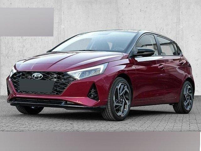 Hyundai i20 - 1.0 T-GDI 48V-Hybrid DCT Trend Assistenz-Pak