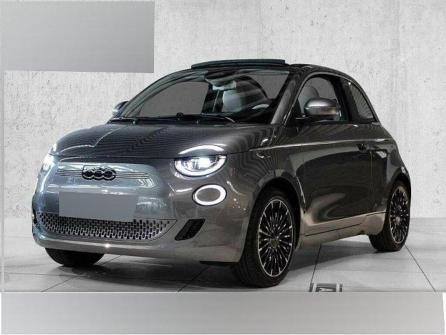 Fiat 500C - 500 E Cabrio LA PRIMA - 42KW CO-DRIVER MAGIC