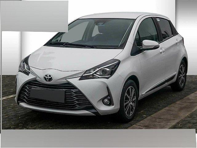 Toyota Yaris - 1.5 VVT-i Y20 Team D, Fernlichtass. PDC v+h, LED-Tagfahrlicht