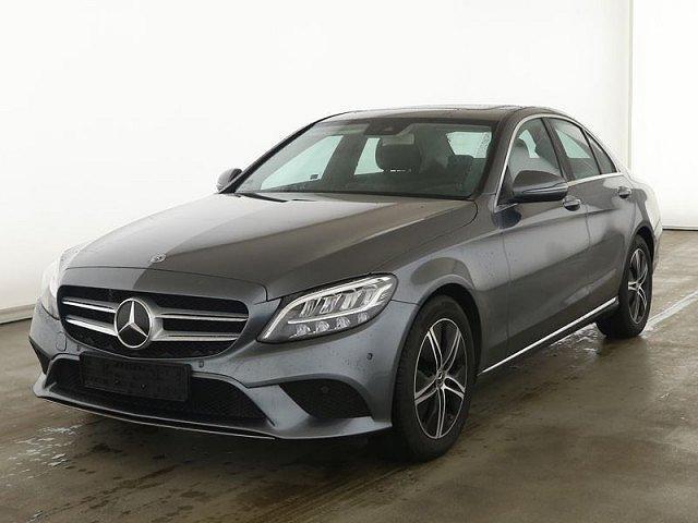 Mercedes-Benz C-Klasse - C 180 Avantgarde KAMERA HGSD NAVI LED 1,99 EFF*