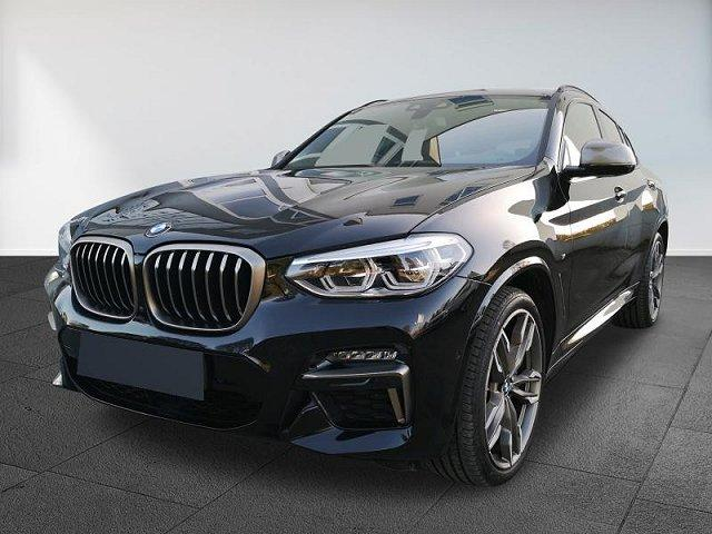 BMW X4 - M40d AHK Innovation Entertainment BusinessProf