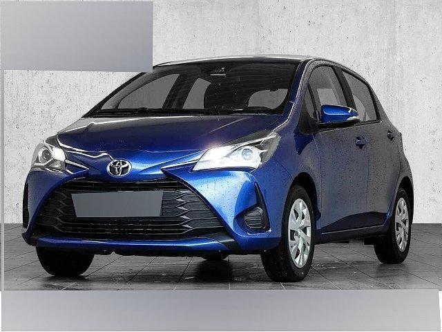 Toyota Yaris - 1.5 Dual-VVT-iE Comfort 5-Türer Rückfahrkam. Fernlichtass. Multif.Lenkrad NR