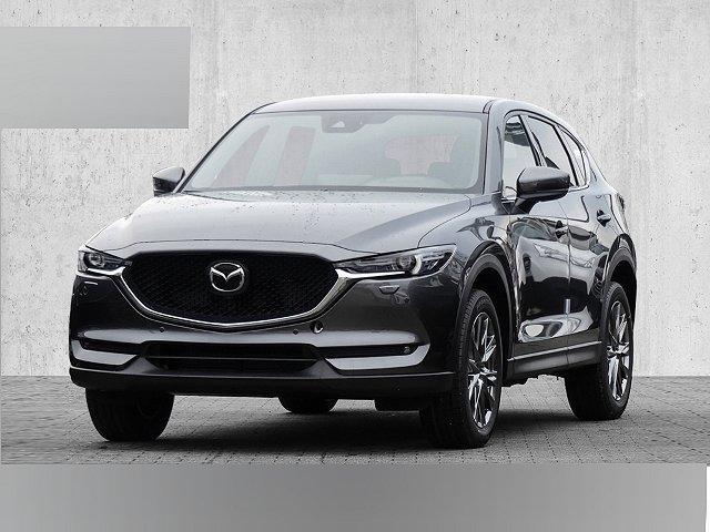 Mazda CX-5 - SKYACTIV-G 194AWD Automatik. SPORTS-Line Sport-Line-Plus-Paket Leder LED Navi