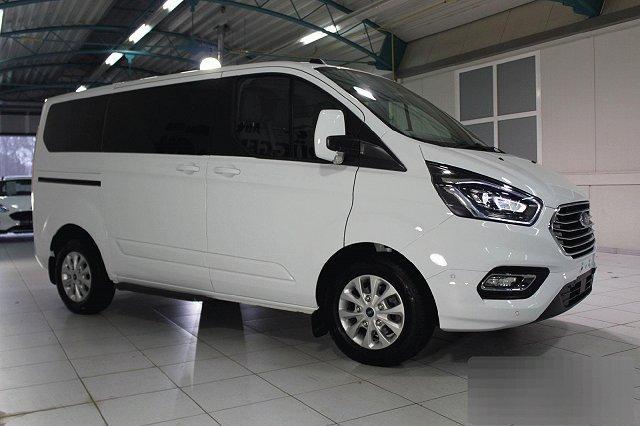 Ford Tourneo Custom - 2,0 ECOBLUE AUTO. BUS 320 L1H1 VA TITANIUM 9-S. NAVI BI-XENON LM16