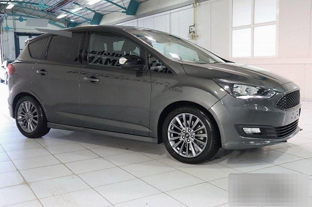 Ford C-MAX - 1,5 ECOBOOST SPORT NAVI WINTER START-STOP-SYSTEM PDC LM17