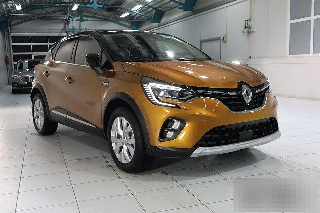 Renault Captur - TCE 100 INTENS NAVI LED KAMERA PARKTRONIC LM17