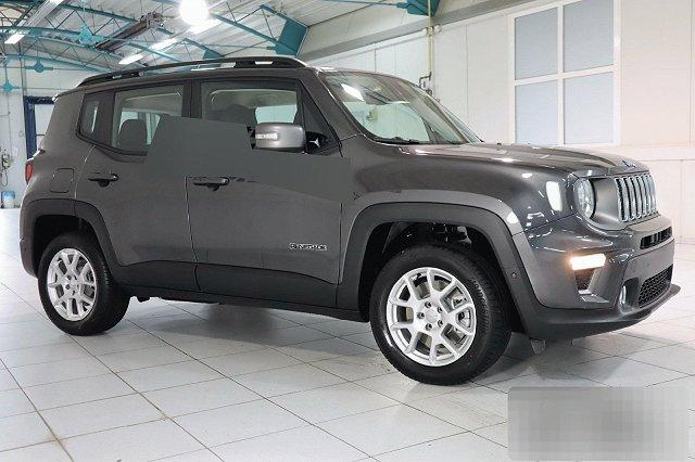 Jeep Renegade - PLUG-IN HYBRID 4XE LIMITED + WARTUNG