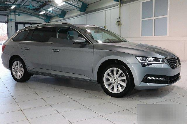 Skoda Superb Combi - 1,5 TSI ACT DSG OPF MJ2021 AMBITION NAVI MATIX-LED PDC LM17