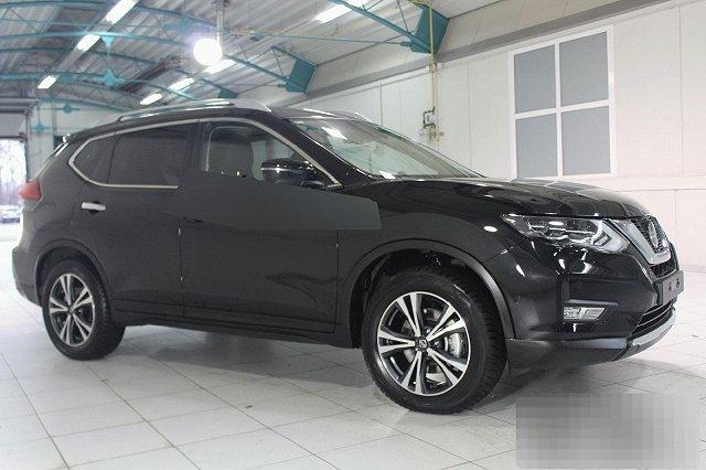 Nissan X-Trail - 1,7 DCI XTRONIC AUTO. ALL-MODE 4X4I N-CONNECTA 7-SITZER LED KOMFORT PANO SAFETY LM18