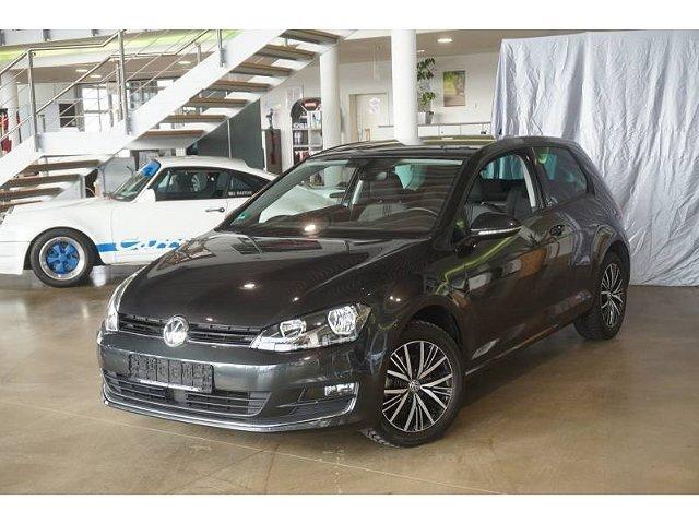 Volkswagen Golf - Allstar 1.4TSI DSG Navi StandHZG ACC SHZ