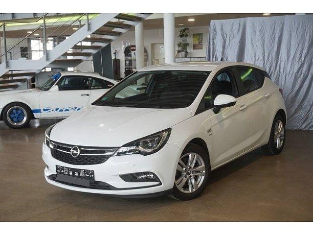 Opel Astra - Active 1.6CDTI LED Navi Keyl SHZ VKZ-Erkenn