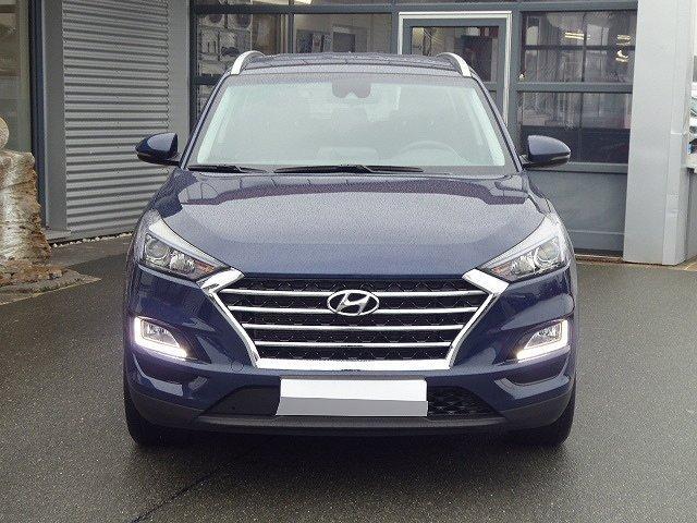 Hyundai Tucson - Trend 2WD 1.6 TGDI +DAB+NAVI+KAMERA+PDC