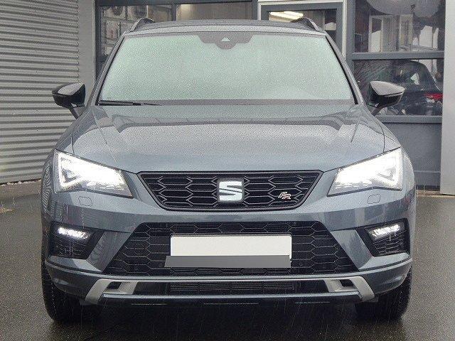 Seat Ateca - FR Black Edition TSI DSG +19 ZOLL+AHK+BEAT
