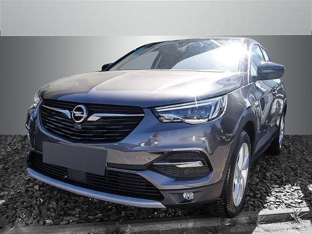 Opel Grandland X - INNOVATION 1.2 Turbo EU6d LED Navi Keyless Dyn. Kurvenlicht Parklenkass. Fernlichtass.