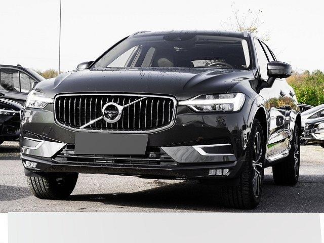 Volvo XC60 - XC 60 Inscription 2WD T4 EU6d-T Leder LED Navi Keyless Kurvenlicht e-Sitze ACC Rückfahrkam.