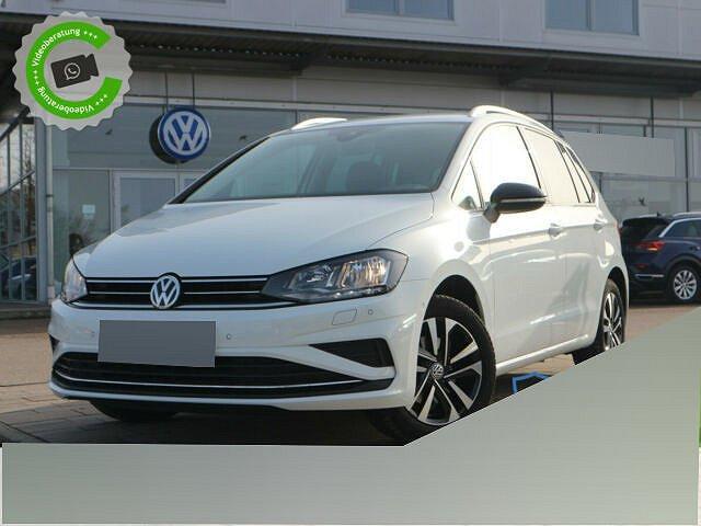 Volkswagen Golf - Sportsvan 1.5 TSI IQ. DRIVE NAVI+AHK+BLUETO