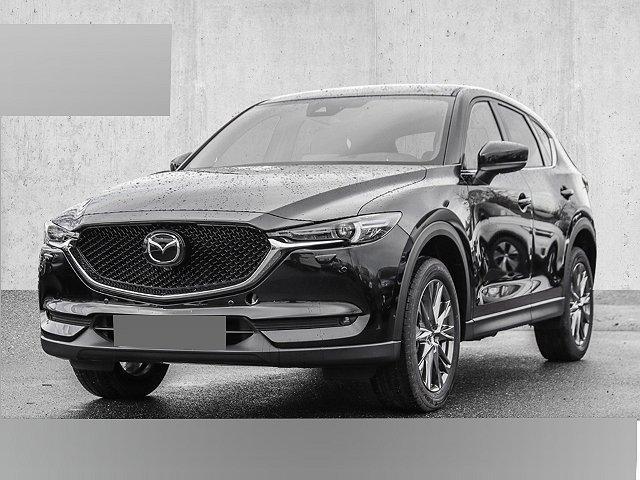 Mazda CX-5 - SKYACTIV-G 194 AWD Automatik SPORTS-Line Sport-PLUS-Paket Leder Navi