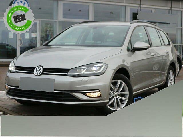 Volkswagen Golf Variant - VII 1.6 TDI COMFORTLINE AHK+FAHRERA
