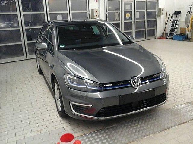 Volkswagen Golf - e-Golf CCS Wärmepumpe ACC Kamera Assistenz Plus LE