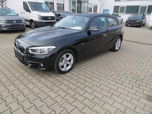 BMW 1er - 118 d Sport Line*Leder*Glasdach*Navi*LED*