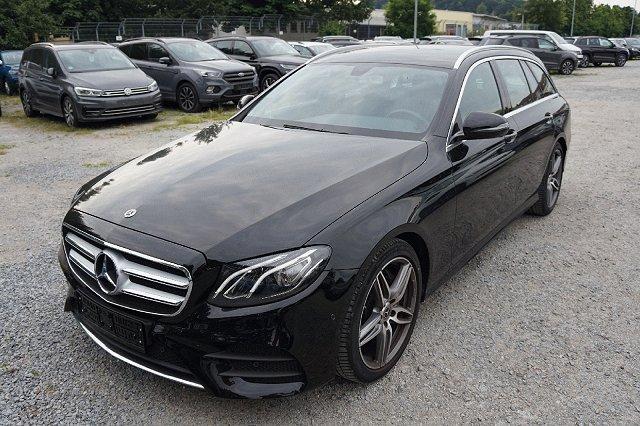 Mercedes-Benz E-Klasse - E 220 d BlueTec*AMG*Widescreen*dt.UPE 62.000