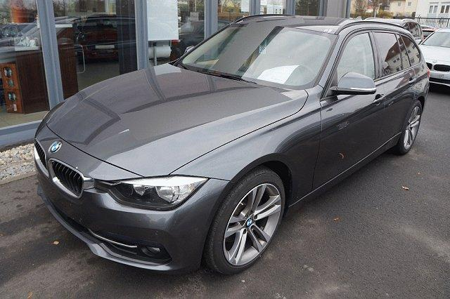 BMW 3er Touring - 325 d Sport Line*Leder*Navi*ACC*HiFi*