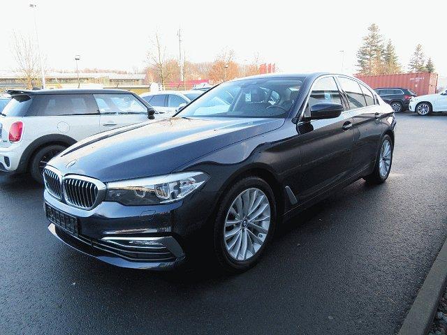 BMW 5er - 540 i Luxury Line*Navi Prof*Leder*Glasdach*LED*