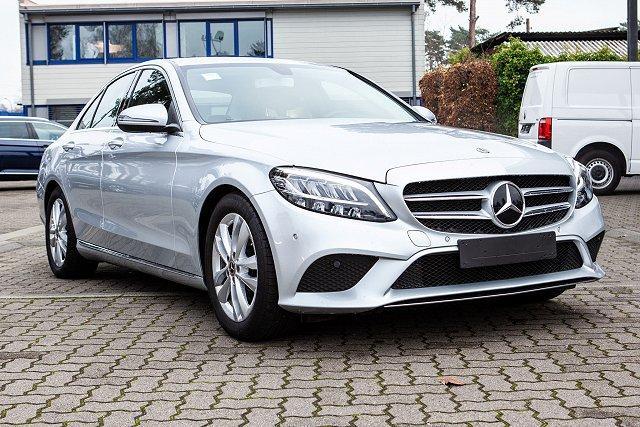 Mercedes-Benz C-Klasse - C 220 d *AVANTGARDE*AUTOM*/KAM/SHZ/LED