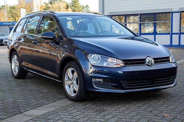 Volkswagen Golf Variant - HIGHLINE 2.0TDI DSG +PANO+LEDER+ACC