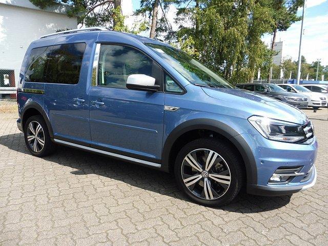 Volkswagen Caddy - ALLTRACK 2.0TDI +AHK+STANDHZ+NAVI+PARKLENK