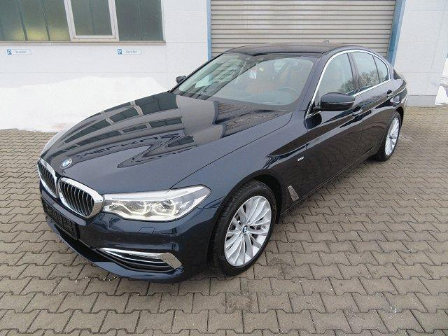 BMW 5er - 525 d Luxury Line*Nav Prof*HeadUp*Leder*ACC*HiFi
