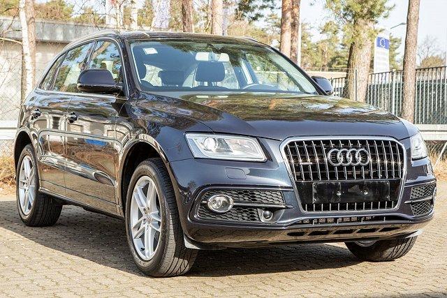 Audi Q5 - QUATTRO TDI S-TRONIC *S-LINE* +DESIGN+AHK+ACC
