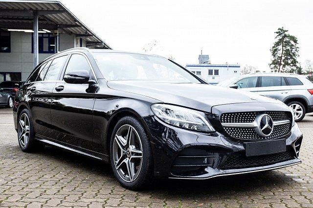 Mercedes-Benz C-Klasse - C 300 T*3x AMG*AUTOM*/360°/SHZ/LED/*AHK*/UPE:58