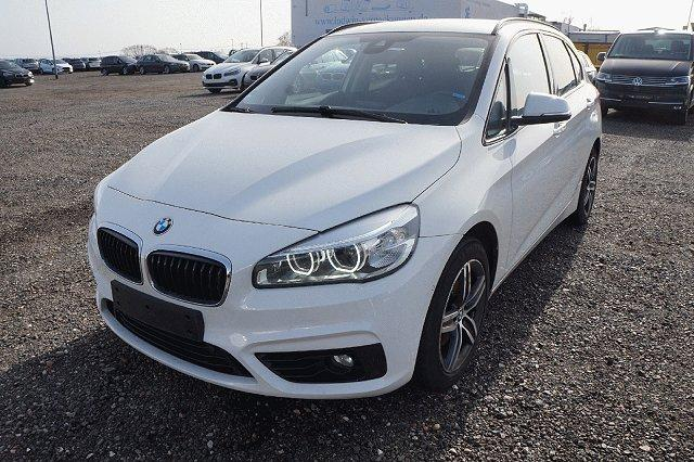 BMW 2er Active Tourer - 218 d Sport Line*Navi*LED*PDC*