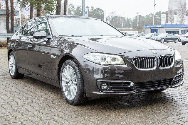 BMW 5er - 520d *LUXURY LINE*xDRIVE*STEPTRONIC/UPE:65