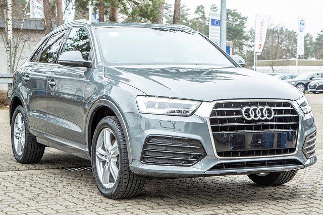 Audi Q3 - DESIGN 2.0TDI S-TRONIC *S-LINE*+PANO+NAVI+LED