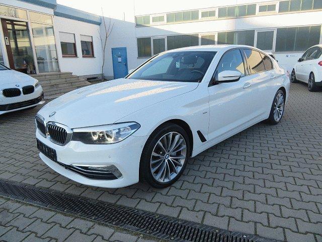BMW 5er - 520 d Luxury Line*Navi Prof*Leder*HiFi*Kamera*