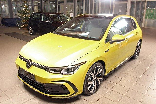 Volkswagen Golf - VIII 1.5 TSI R-LINE, Pano, Kamera, LED-Plus, 18-Zoll, sofort