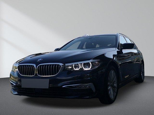 BMW 5er - 530d xDrive Touring Aut. Luxury Line Navi Prof. Business Paket PDC Rückfahrkamera