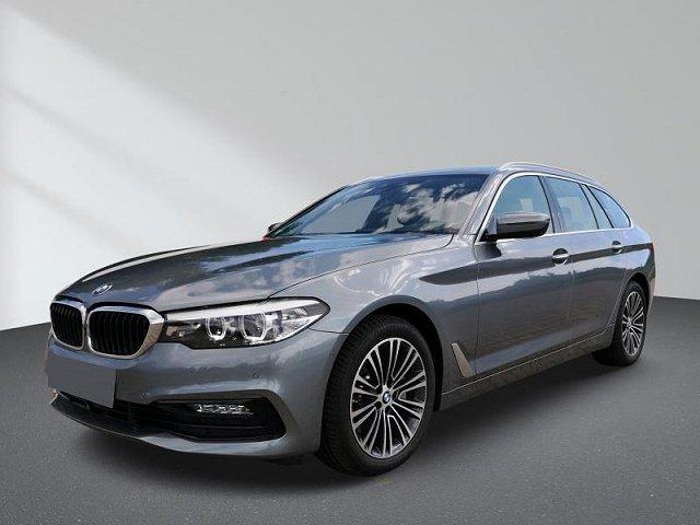 BMW 5er - 530d xDrive Touring Sport Line Head Up, AHK,
