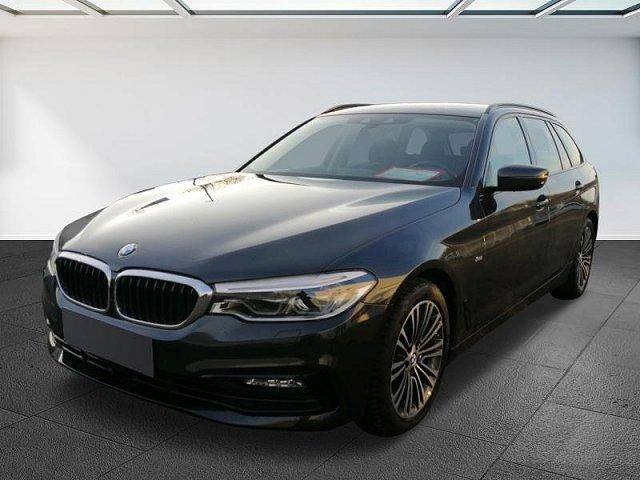 BMW 5er - 530d xDrive Touring Sport Line ACC Stop and Go Navi Prof. Adaptive LED