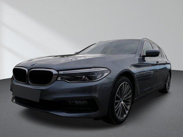 BMW 5er - 530d xDrive Touring Sport Line Navi Komfortsitze Standheizung