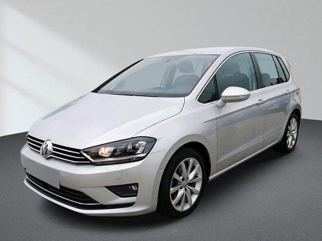 Volkswagen Golf - Sportsvan 2.0 TDI DSG Highline AHK Navi Xenon Kamera ACC ParkAssist Sitzheizung Bluetooth