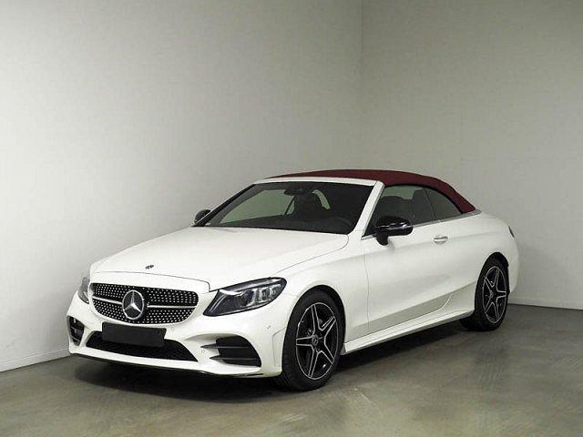 Mercedes-Benz C-Klasse - C 200 Cabriolet AMG Sport Night Abstandstemp. LE