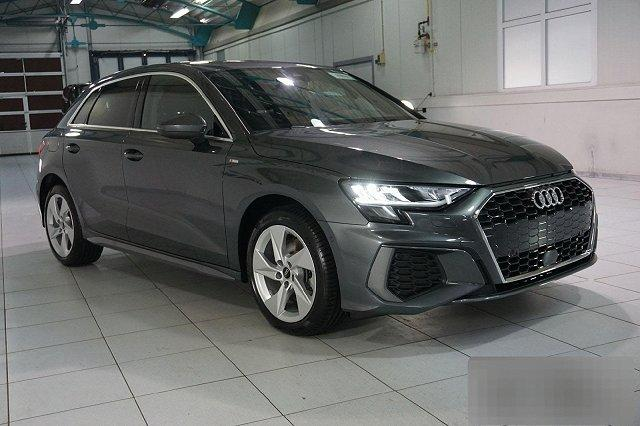 Audi A3 Sportback - 35 TFSI S TRONIC S-LINE NAVIPLUS LED DIGITALCOCKPIT LM