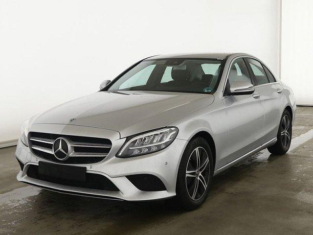 Mercedes-Benz C-Klasse - C 180 Avantgarde LED Navi Ambiente SHZ Spurh.-As