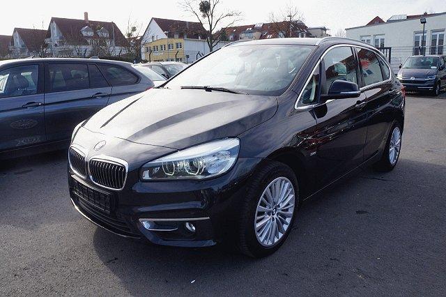 BMW 2er Active Tourer - 218 d xDrive Luxury Line*Nav*Leder